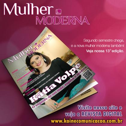 Revista Mulher Moderna