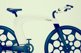 "[Merece Palmas!] Bike ""nCycle"""