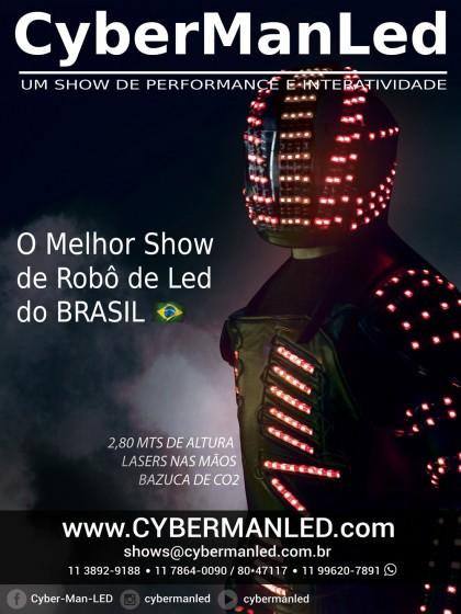 CybermanLed